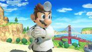 Dr. Mario en Islas Wuhu SSBU