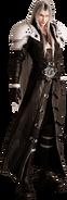 Art oficial Sefirot Final Fantasy VII
