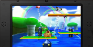 Bomba Bowser Trailer 3DS SSB4