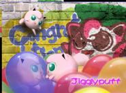 Créditos 1P Game Jigglypuff SSB