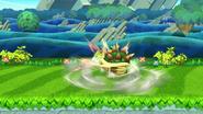 Fortaleza giratoria (1) SSB4 (Wii U)