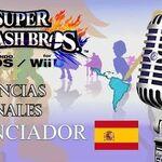 Diferencias regionales del anunciador en español (NTSC PAL) - Super Smash Bros. for 3DS Wii U