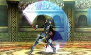 Danza del sable Lucina (6) SSB4 (3DS)