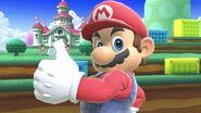 Mario en 3D Land SSBU