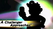 Pantalla de desbloqueo Dr. Mario SSB4 (3DS)