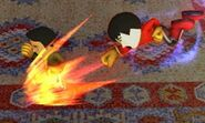 Fiebre del final Trascendente SSB4 (3DS)