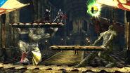 Marth, Ike y Daraen en el Castillo Asediado SSB4 (Wii U) (2)