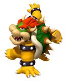 Pegatina de Bowser Dancing Stage Mario Mix SSBB.png