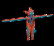 Pose T Deoxys SSB4 (Wii U)