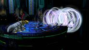 Giratina atacando SSB4 (Wii U)