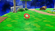 Flor de Fuego en SSB4 (Wii U)