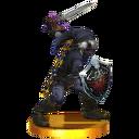 Trofeo de Link (alt.) SSB4 (3DS)