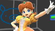 Daisy en WarioWare SSBU
