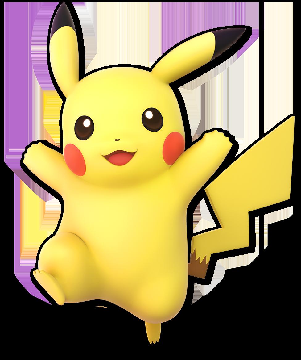 Pikachu (SSBU)