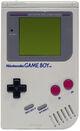 La Nintendo Game Boy.