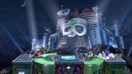 Castillo del Dr. Wily (Versión Omega) SSB4 (Wii U)