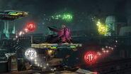 Animación del inicio de una invocación en Midgar SSB4 (Wii U)