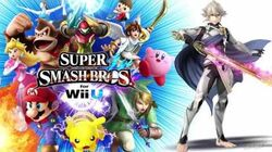 Lost in Thoughts All Alone (Fire Emblem Fates) - Super Smash Bros