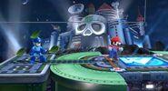 Leaf Shield (1) SSB4 (Wii U)
