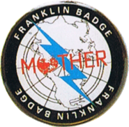 Broche Franklin en MOTHER