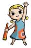 Lista de pegatinas de SSBB (The Legend of Zelda)