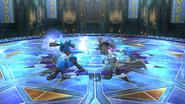 Palmeo (Lucario) (4) SSB4 (Wii U)