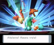 Remate triple (1) SSBB