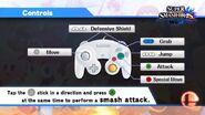 Pantalla de carga de la batalla SSB4 (Wii U)