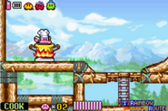 Chef Kirby en Kirby & the Amazing Mirror (2)