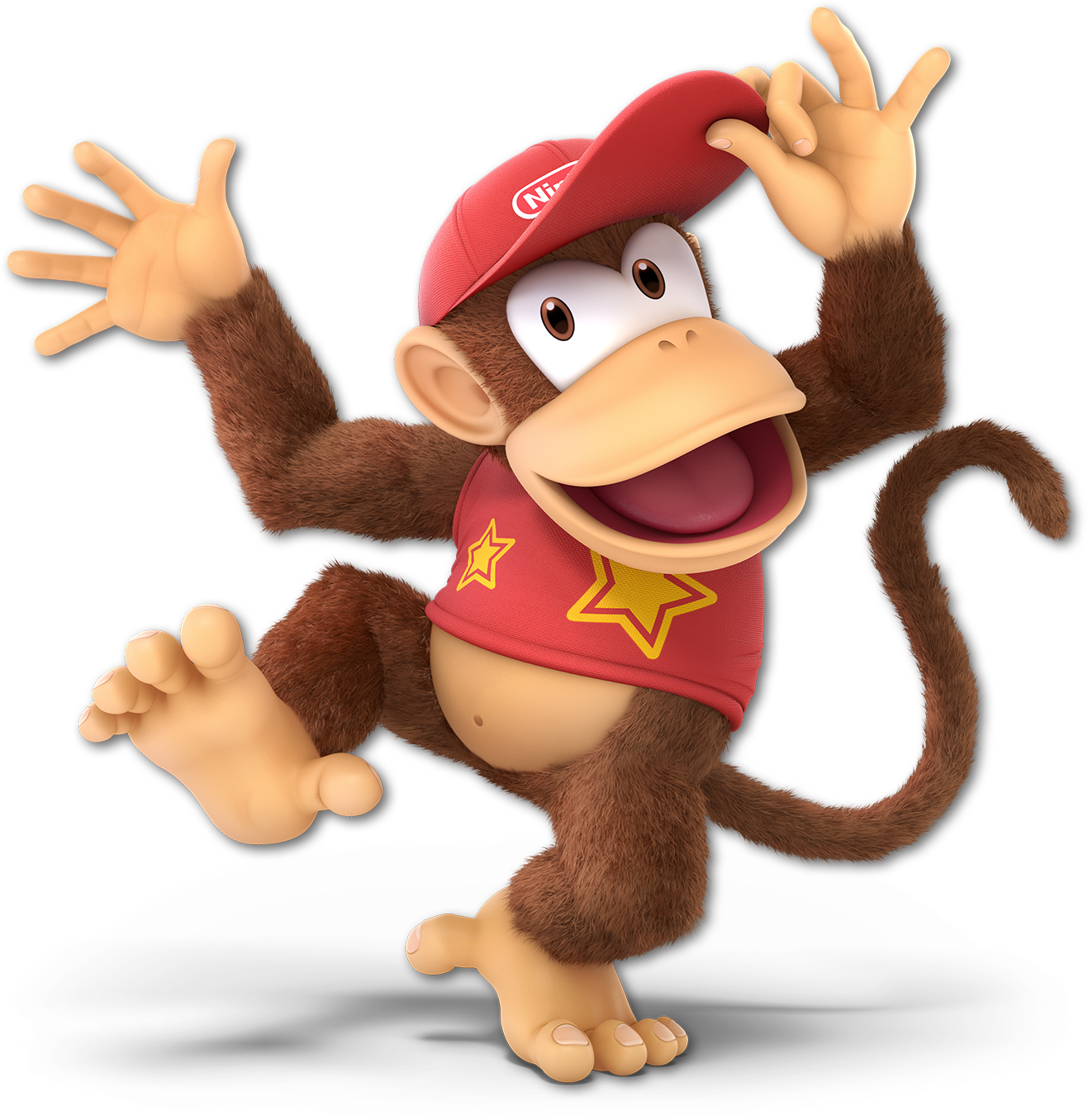 Diddy Kong (SSBU)