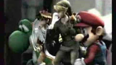 Tema principal de Super Smash Bros. Brawl