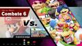 Combate 6 (Smash Arcade) Mario