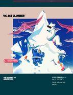 Ilustracion oficial de Vs. Ice Climber