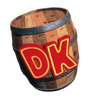 Lista de pegatinas de SSBB (Donkey Kong)
