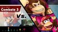 Combate 3 (Smash Arcade) Mario
