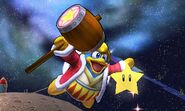 Super Estrella en SSB4 (3DS)