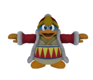 Pose T Rey Dedede SSB4 (Wii U)