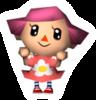 Pegatina Chica Animal Crossing SSBB.png