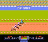 Excitebikes Excitebike NES