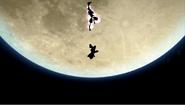 Greninja usando Técnica Floral Ninja (4) SSB4 (Wii U)