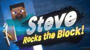 Trailer de revelación de Steve
