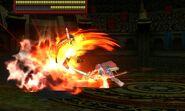 Golpe Crítico Roy (7) SSB4 (3DS)