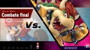 Combate Final (Smash Arcade) Mario