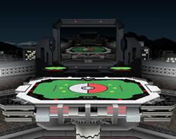 Kanto: Estadio Pokémon