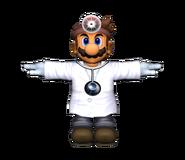 Pose T Dr. Mario SSBM