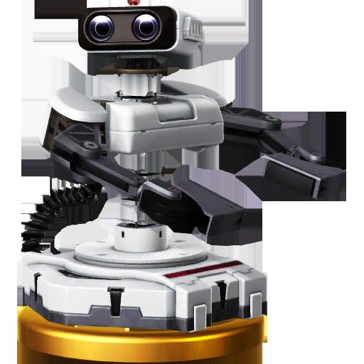 Lista de trofeos de SSB4 Wii U (R.O.B.)