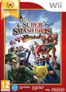 Carátula de Nintendo Premium SSBB