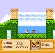 Maxi tomate en Kirby's Adventure