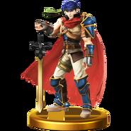 Trofeo de Ike SSB4 (Wii U)