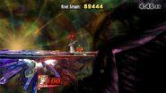 Zelda en la entrada de la Fortaleza suprema SSB4 (Wii U)
